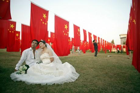 Брак в Китае