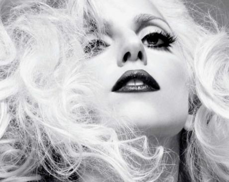 Cвадебная прическа  Lady Gaga