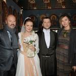 Федор Бондарчук, Надежда Михалкова, Резо Гигинеишвили, Светлана Бондарчук