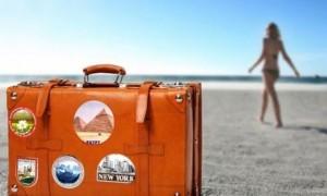 Гардероб в чемодане