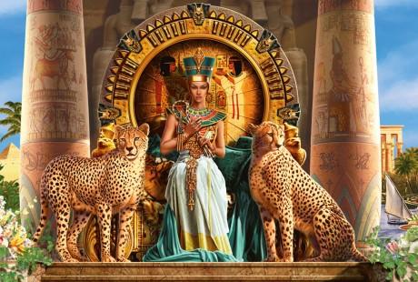 Клеопатра покорила сердце императора