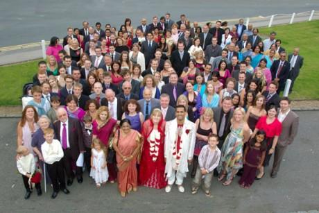Список приглашенных на свадьбу