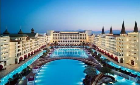 Свадебное путешествие: отели