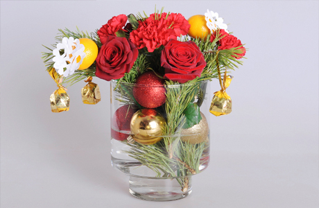 Традиционные зимние фрукты на свадьбе