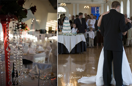 Идеи декора для свадьбы