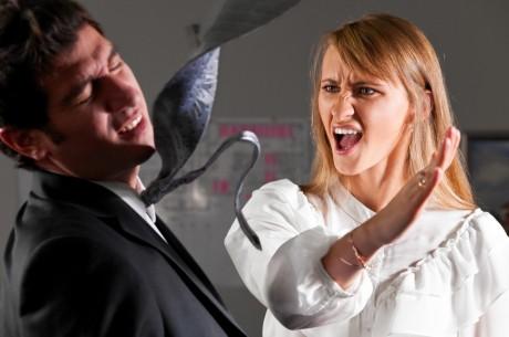 Избегай обвинений и претензий к мужу