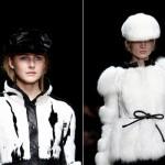 В зимнем сезоне 2011-2012 кепки из меха особенно популярны среди модных невест