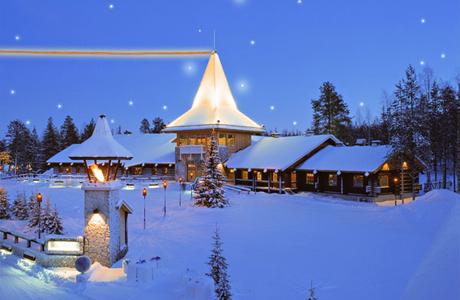 Медовый месяц в Лапландии: сказка наяву