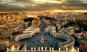 Медовый месяц в Риме