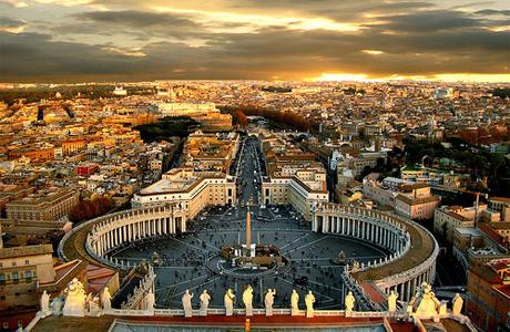 Медовый месяц в Риме: красивейший город планеты