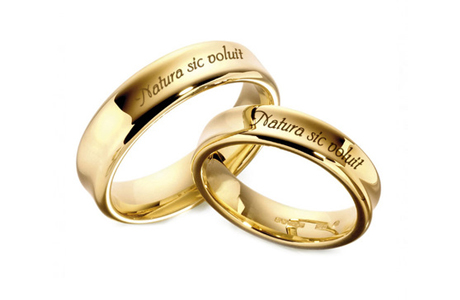 Свадебная атрибутика.  Постоянная ссылка на Обручальные кольца.
