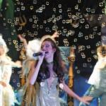 Мыльные пузыри и свадьба
