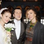 Надежда, Резо и Светлана