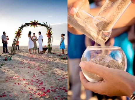 Необычная свадьба в Коста-Рике