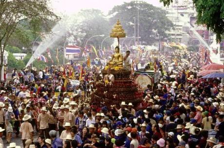 Новый Год в Тайланде - медовый месяц