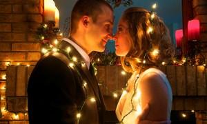 Организация новогодней свадьбы