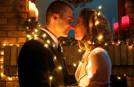 Организация свадьба в Новый год