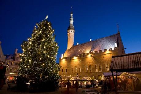 Свадебный уик-энд в Европе: Таллин