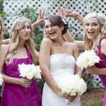 Свадьба цвета фуксии: в чем-то есть экзотика