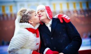 Особенности фотосессии на зимней свадьбе