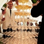 На звездной свадьбе гостей удивляли, как могли