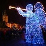 Медовый месяц в Новый год в Праге - что может быть более романтичным?