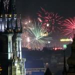 Огни новогодней Праги будут освещать любовь жениха и невесты, их семейное счастье