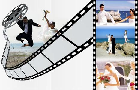 Монтаж свадебной видеосъемки
