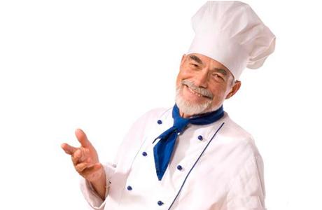 Шеф-повар на свадьбе