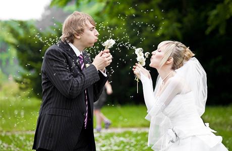 Организовать свадьбу поможет свадебный фотограф