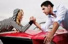 Роковая ошибка в начале отношений – соревнование с возлюбленным