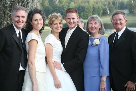 Роли родителей на свадьбе: кто чем занимается