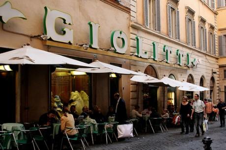 Свадебное путешествие Giolitti