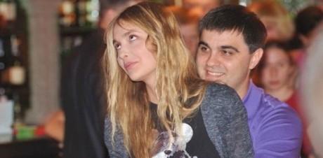 Снежана Онопко и Николай Щур поженились