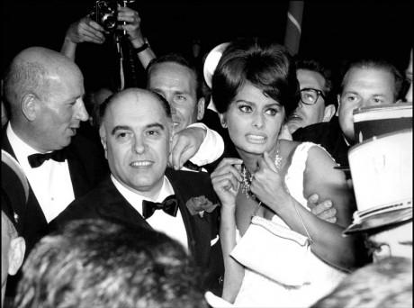 Софи Лорен и Карло Понти: любовь в изгнании