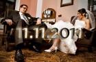 Свадьба 11.11.11