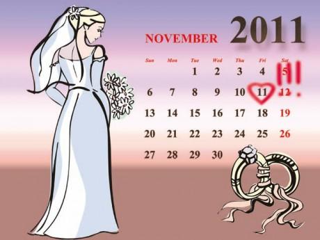 Свадьба 11.11.11.