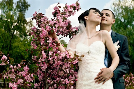 Свадебная фотосессия - Феофания