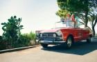 Свадебное путешествие на авто: остановки