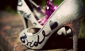 Туфли невесты