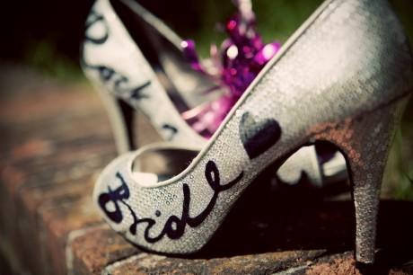 Туфли невесты для свадьбы
