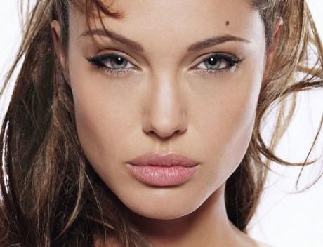 Свадебный макияж как у Анжелины Джоли