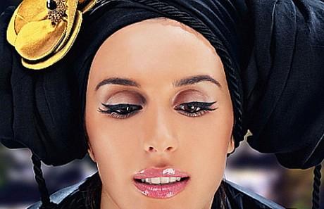 Джамала - макияж