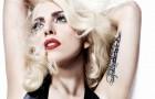 Свадебный макияж в стиле Lady Gaga: локоны и алая помада