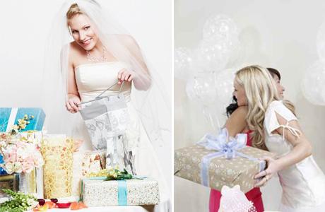 Свадебный подарок должен удивлять