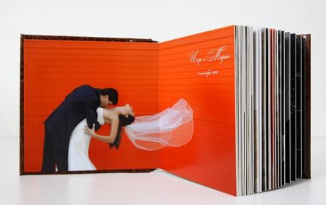 Свадебные подарки - фотокнига