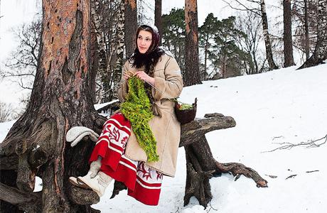 Свадебные сценарии для тамады на зимней свадьбе
