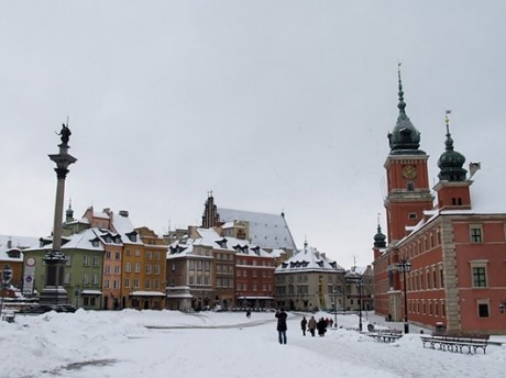 Свадебный уик-энд в Европе: Краков