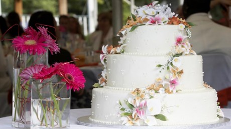 Свадебный торт - обязанность мамы невесты