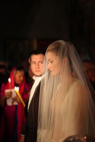 Венчание дочери Никиты Михалкова